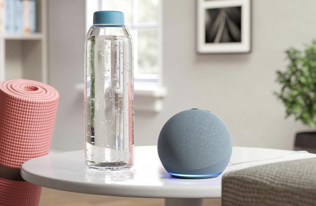 Amazon Echo Dot Sprachassistent für Kinder & Familien mit Alexa, 4te Generation