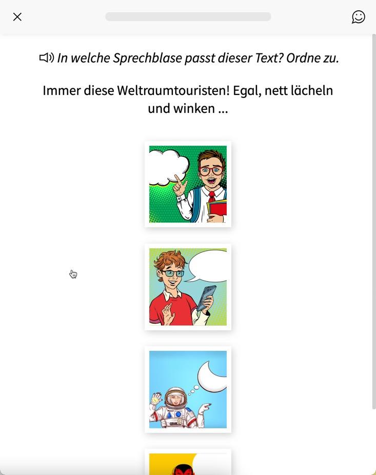 Deutsch und schreiben lernen für Kinder in der Grundschule mit der Anton-Lern-App