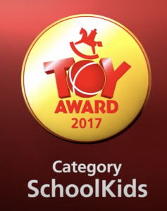 Toy Award 2017 für Lego Boost