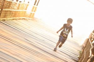 Fitnessuhr für Kinder