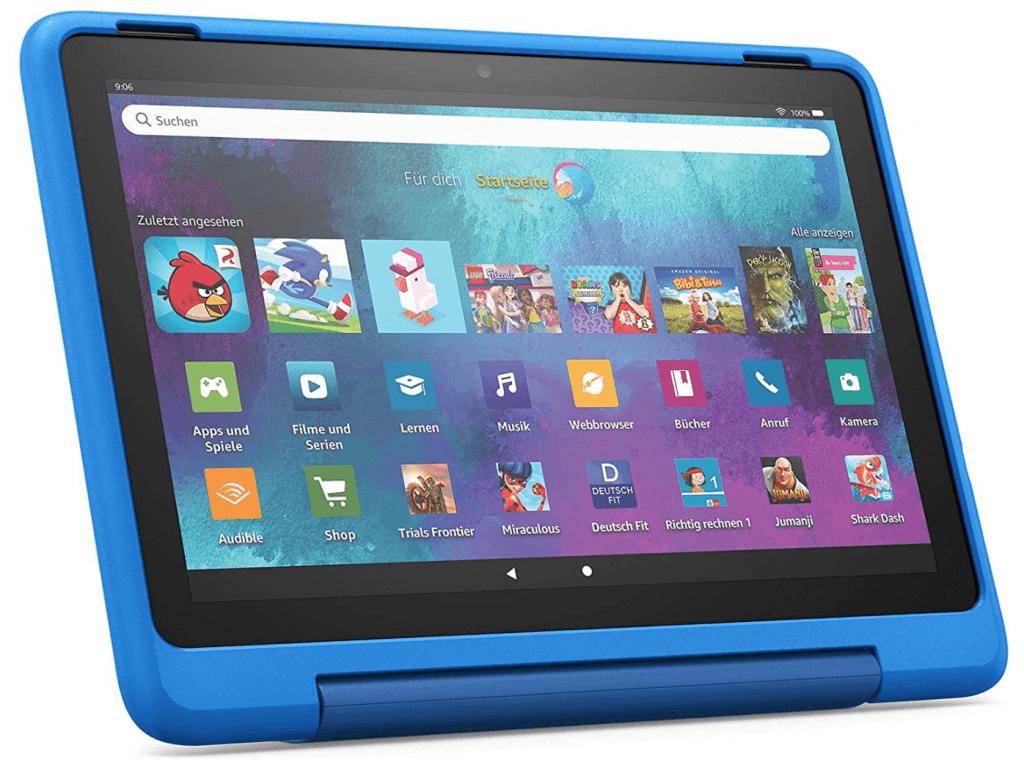 Kinder-Tablet Amazon Fire HD 10 Kids Pro