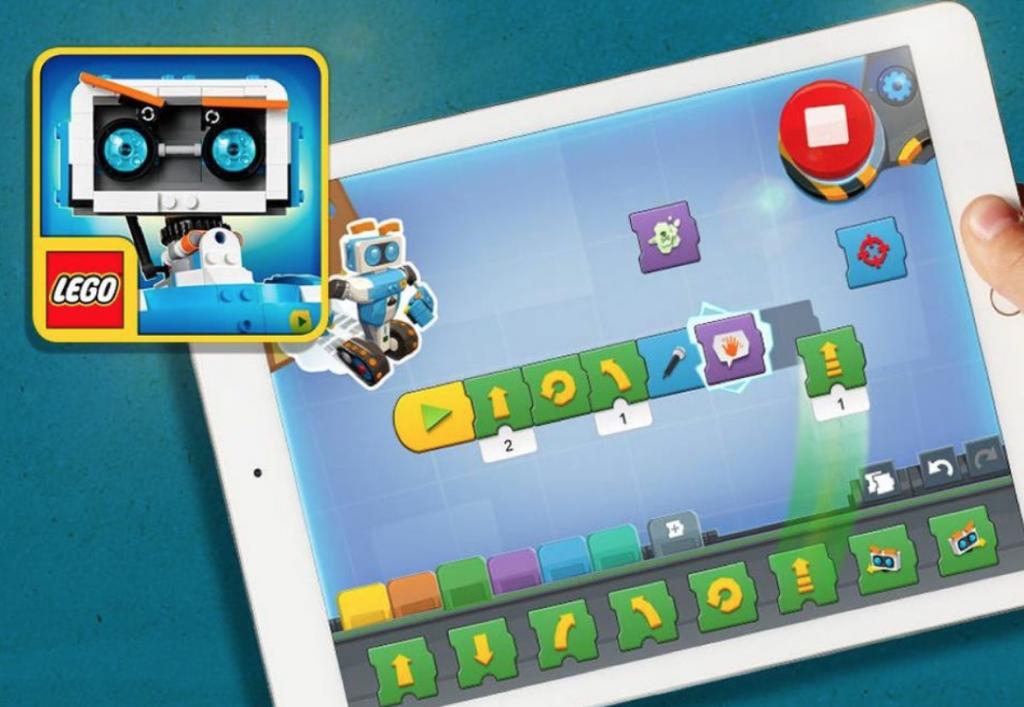 Lego Boost App - Programmieren lernen für Kinder mit einfachen Blöcken