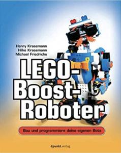 Lego-Boost-Buch für das Lego-Set 17101