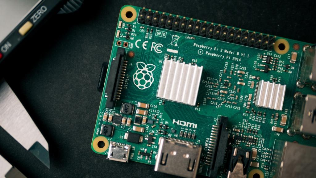 Ein Raspberry Pi ist ein kleiner Computer zum Basteln und Erfinden
