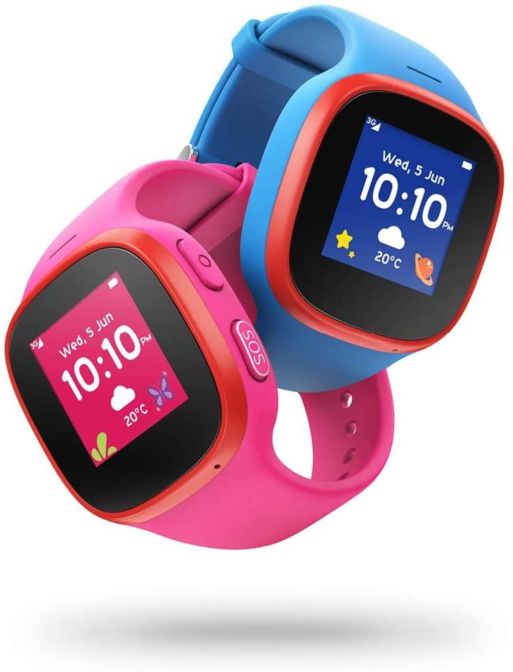 Telefonuhr für Kinder: Die V-Kids-Watch von Vodafone (Hersteller: TCL Communictions)